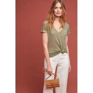 ANTHROPOLOGIE Cloth & Stone Space-Dyed Top Small